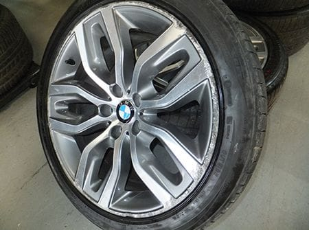 Wheel Refurbishment